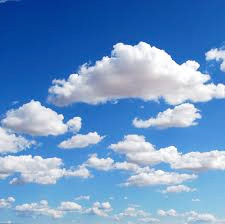 Image of clouds symbolic illustration of the article