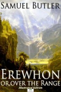 "Front page of novel ""Erewhon"""